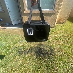 BEBE black make up organizer / Cosmetic purse